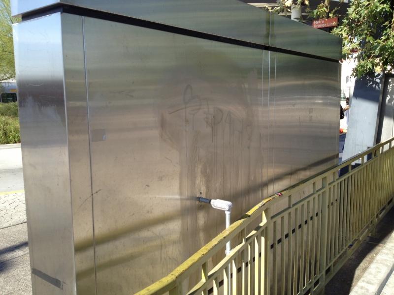 anti graffiti window film oakland