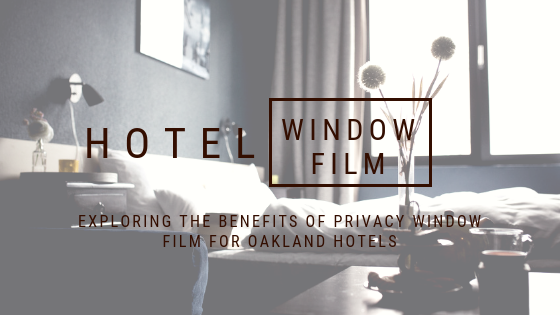 oakland hotel privacy window film